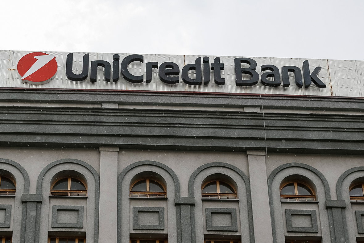 Italy's largest bank UniCredit says 400000 clients affected in major hack