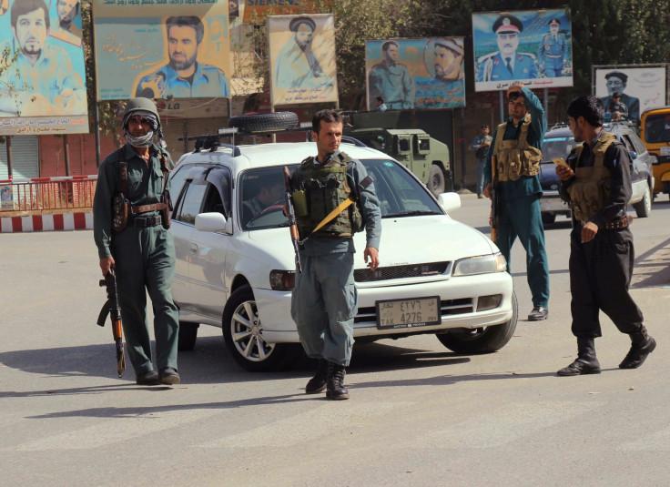 Afghanistan Kunduz attack