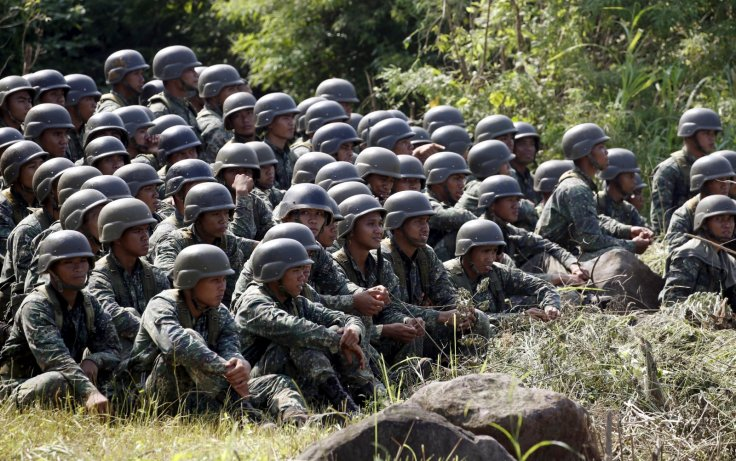 US Philippines joint drills