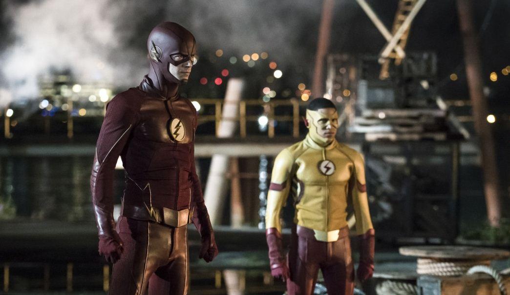 Flash season 3 premiere