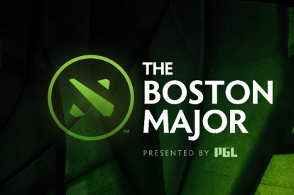 Dota 2 Boston Major 2016