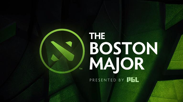 Dota 2 Boston Major 2016
