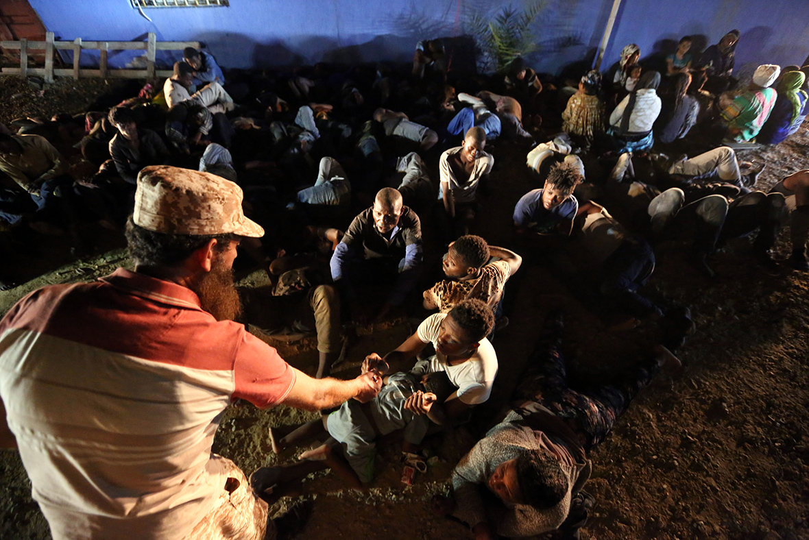 Libyan Slave Trade >> 'Horrified' by Libya slave trade, Rwanda offers refuge to African migrants wishing to leave the ...