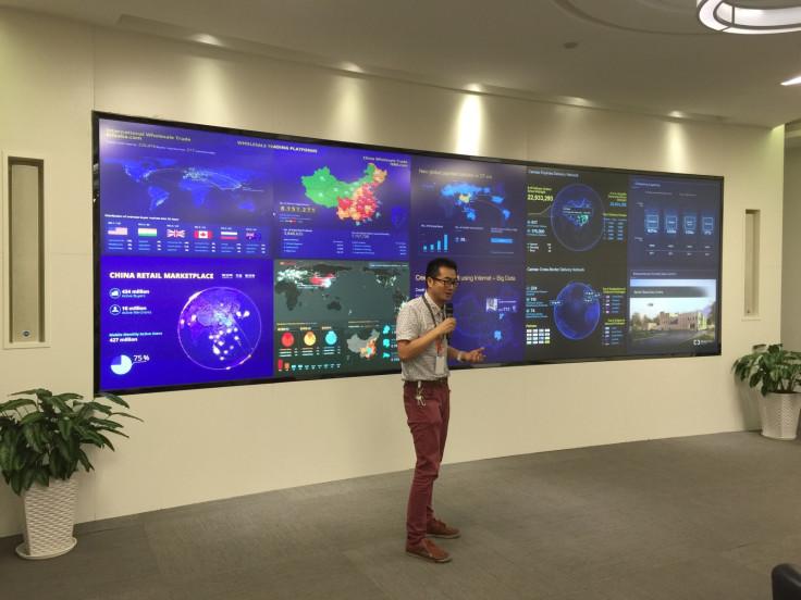 Bruce Qian Alibaba