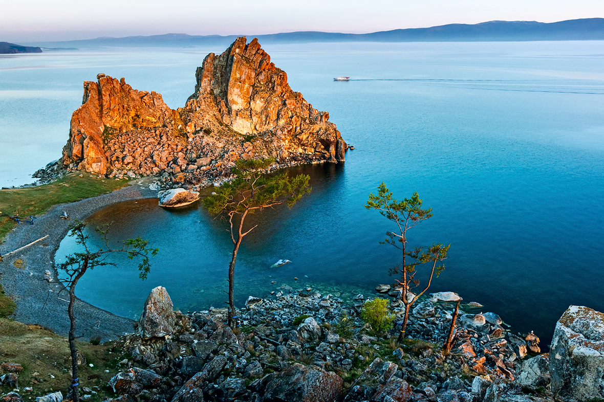 Siberia The World S Deepest Lake Is Being Destroyed By
