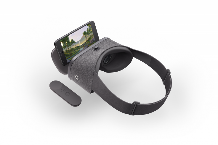 Daydream View and phone
