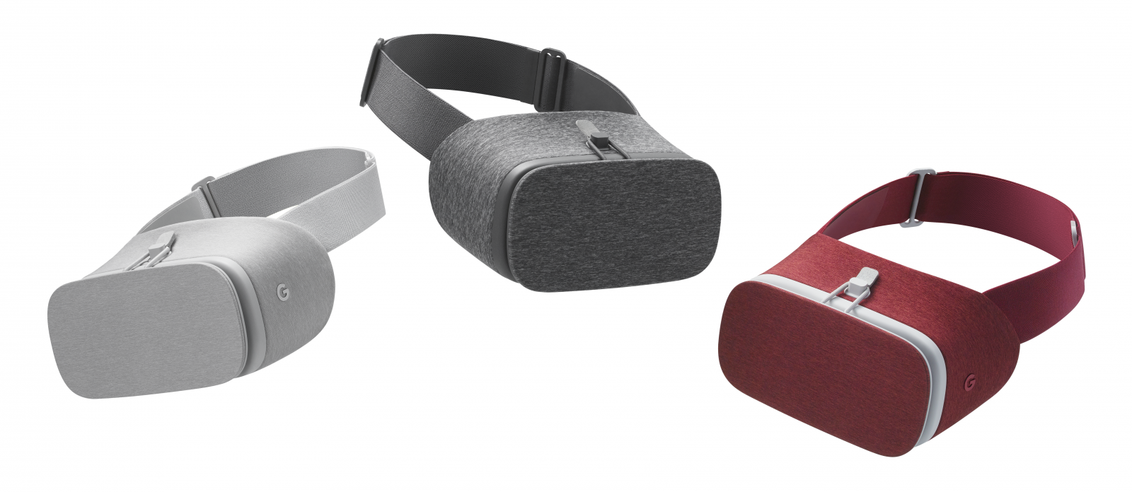 Daydream View colour options