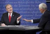 Was Donald Trump's claim of a $916 Million tax loss fair to taxpayers?  Gov. Mike Pence and Sen. Tim Kaine square off in the vice presidential debate