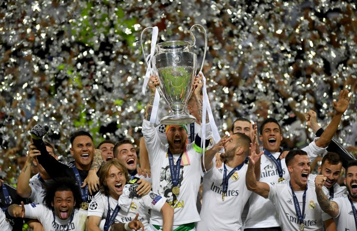 Juventus Vs Real Madrid Champions League Final 2016 17 Where To