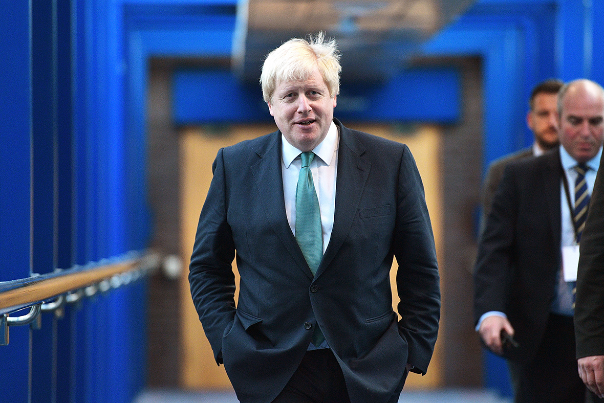 Boris Johnson will not attend EU meeting on Donald Trump ...