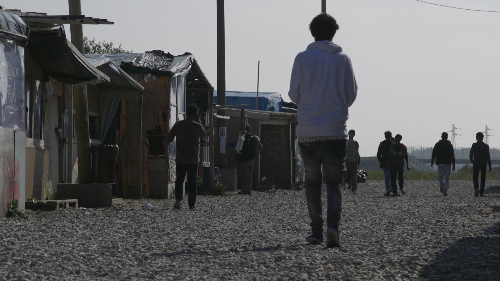 British motorist 'runs over and kills migrant' in Calais