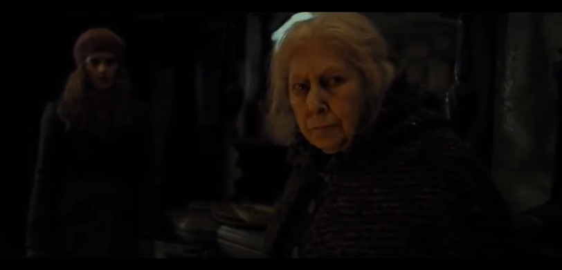 Hazel Douglas Dead Harry Potter Bathilda Bagshot Actress