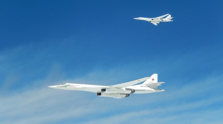 TU-160 Blackjacks