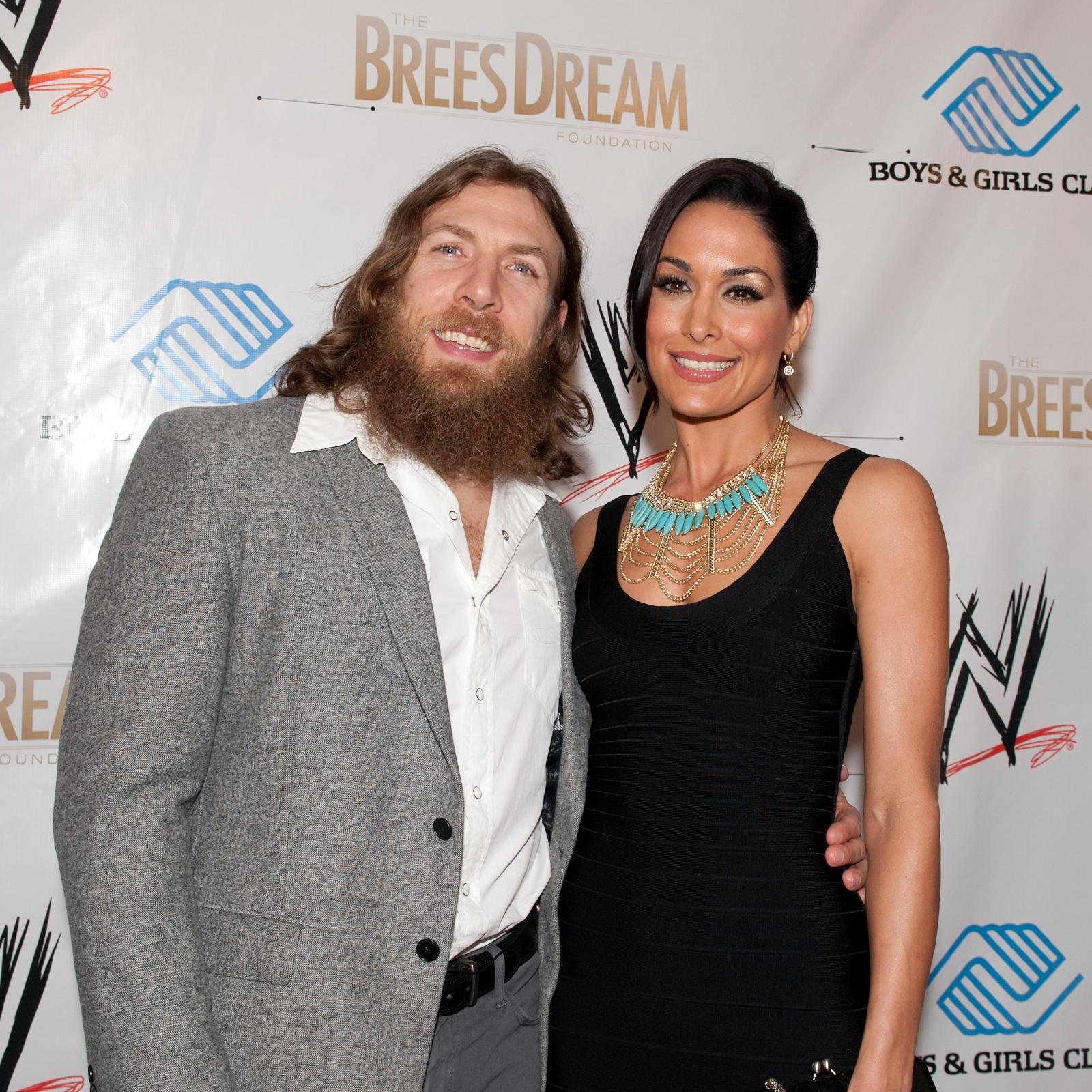 Daniel Bryan and Brie Bella