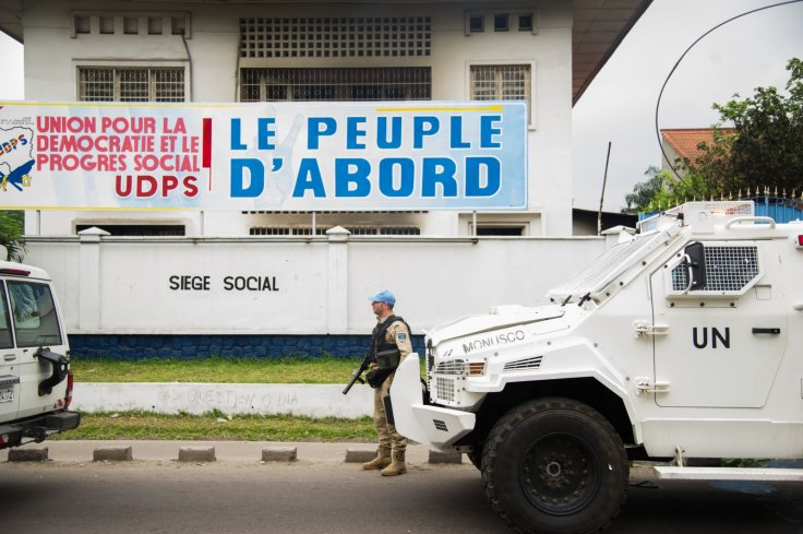 UDPS Kinshasa office