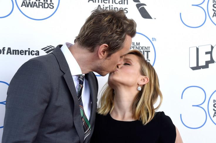Kristen Bell and Dax Shepard