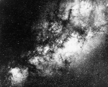 Star clouds in Sagittarius, 1940