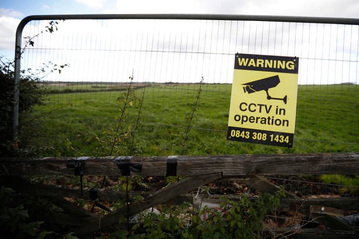 Lancashire fracking