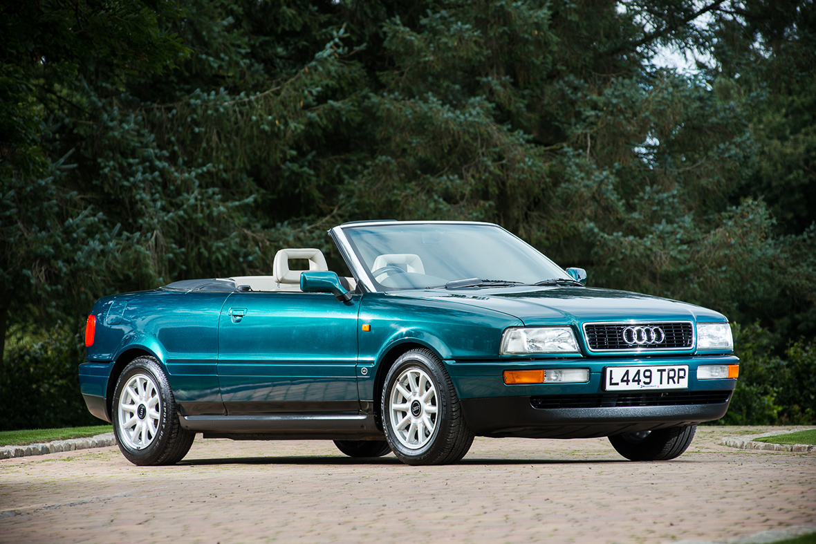 princess diana 39 s old audi to be sold at auction with the. Black Bedroom Furniture Sets. Home Design Ideas
