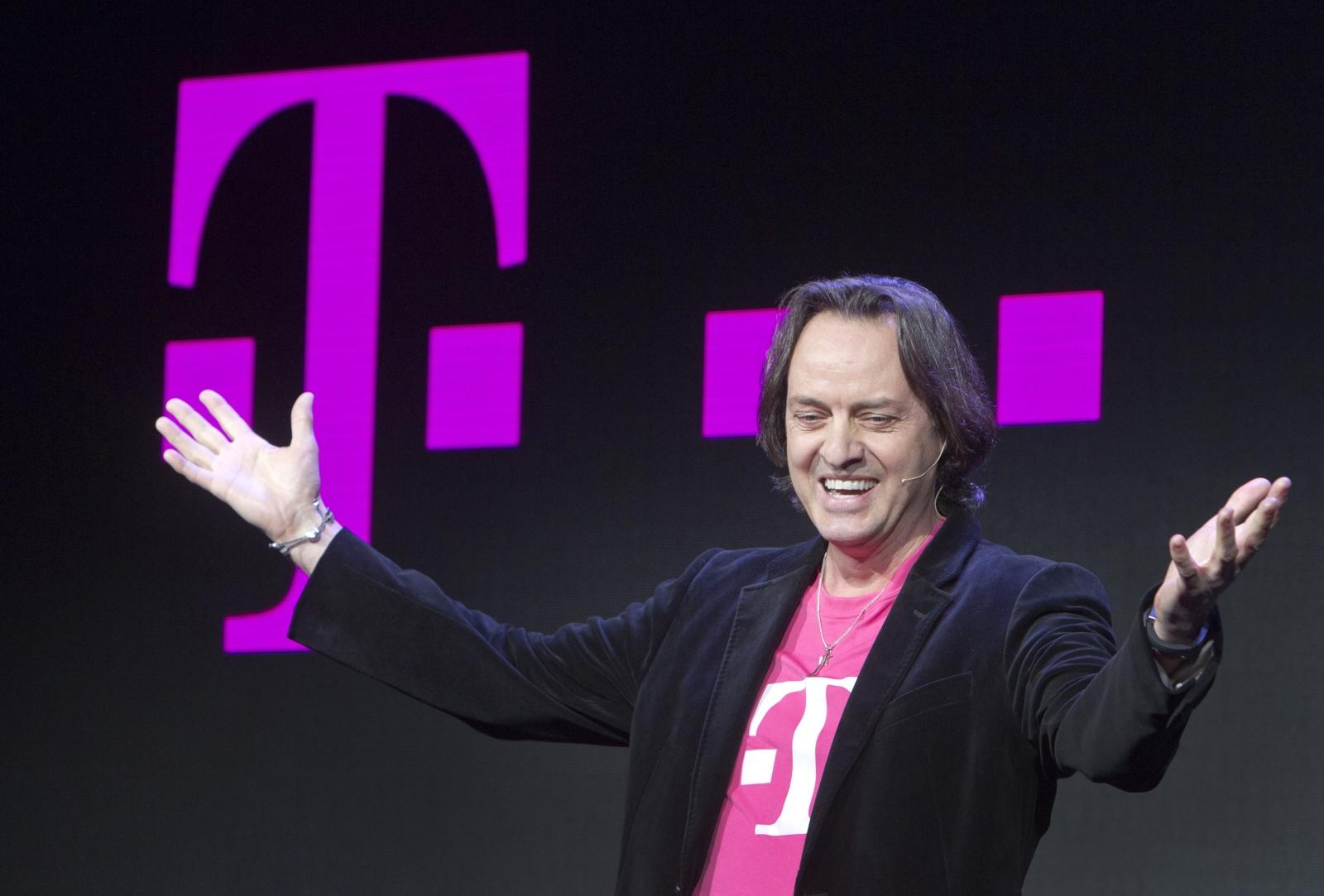 T-Mobile John Legere Mars