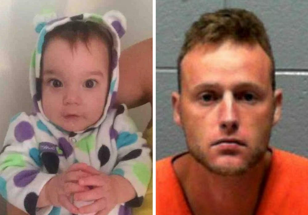 10-Month Old Girl Dies After Mother's Boyfriend Rapes Her, Authorities Say