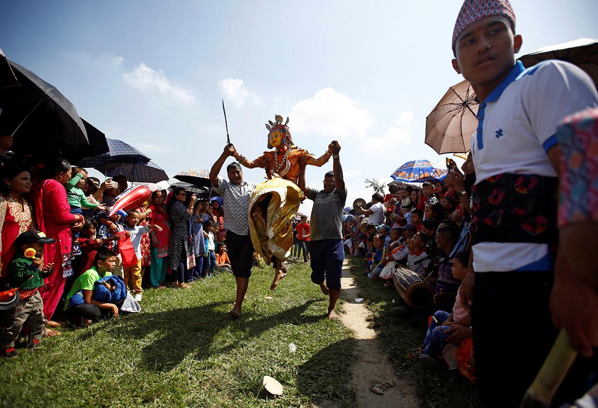 Shikali festival