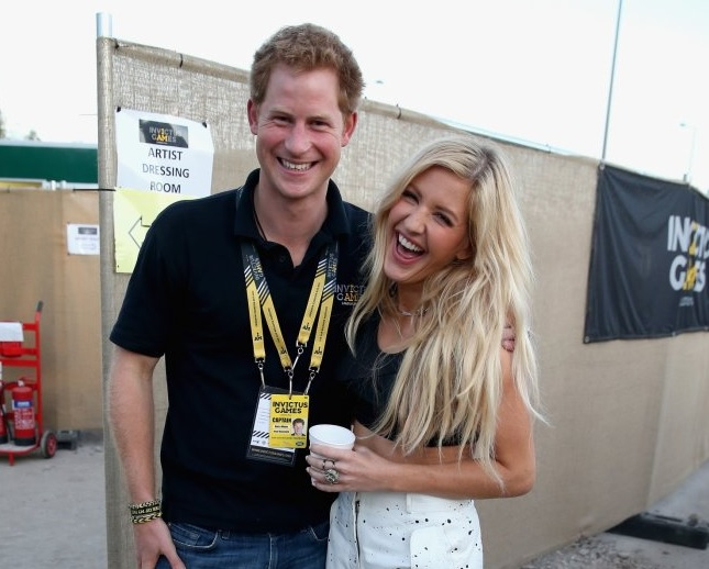 Ellie Goulding Not Pregnant With Prince Harry S Baby