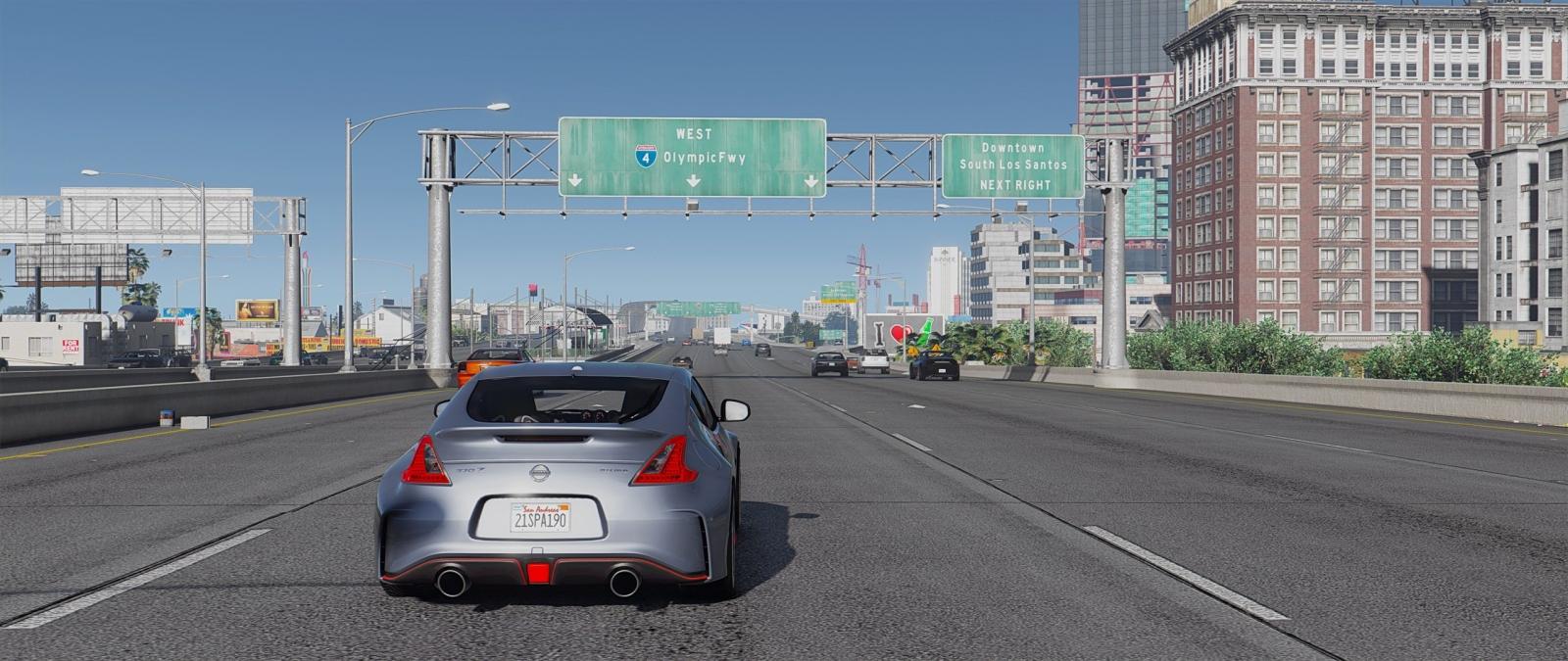 GTA 5 photorealistic mod