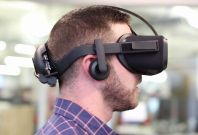 Santa Cruz VR headset prototype