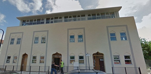 Mosque in hate crime probe