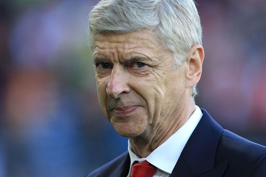 Wenger wants Englishman for England role