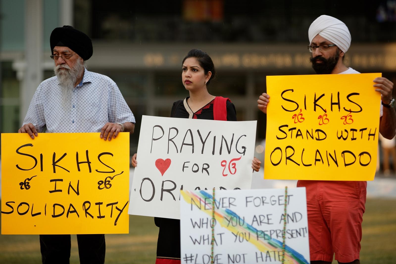 Sikhs in America