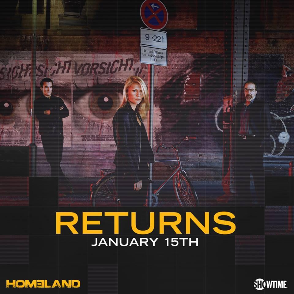 Homeland 6 Season