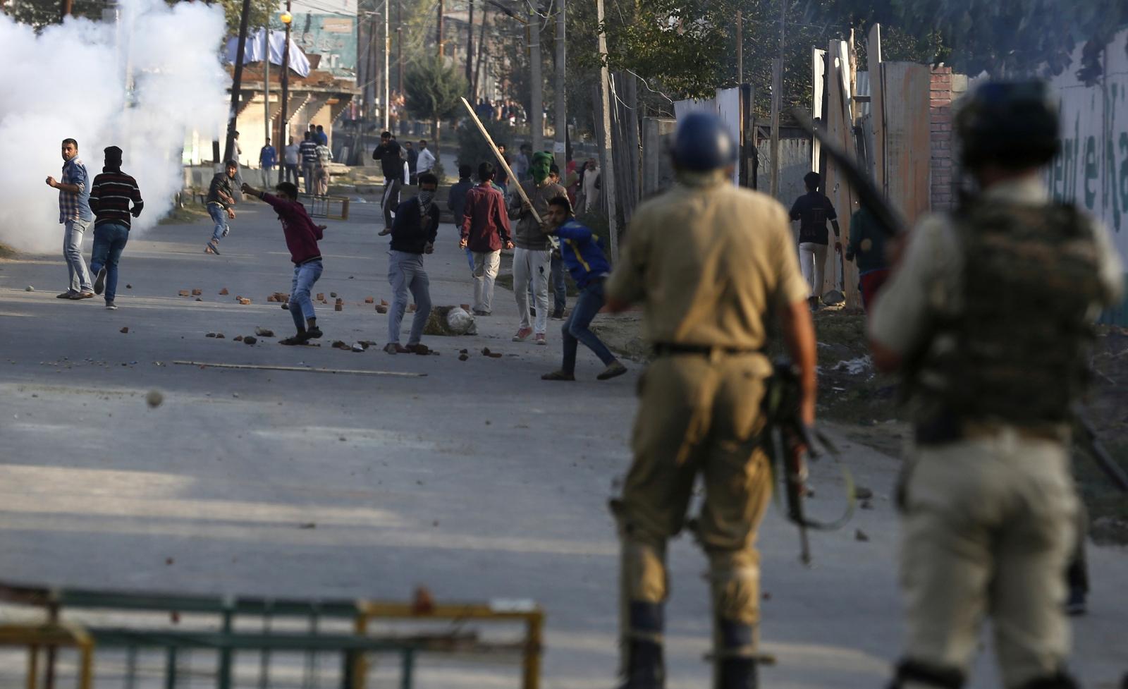 Kashmir clashes 2