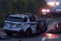 Interstate 89 Smash