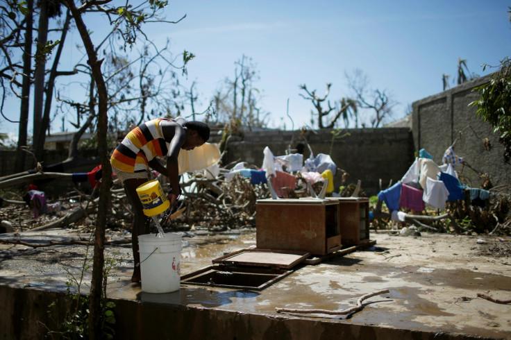 Haiti cholera outbreak