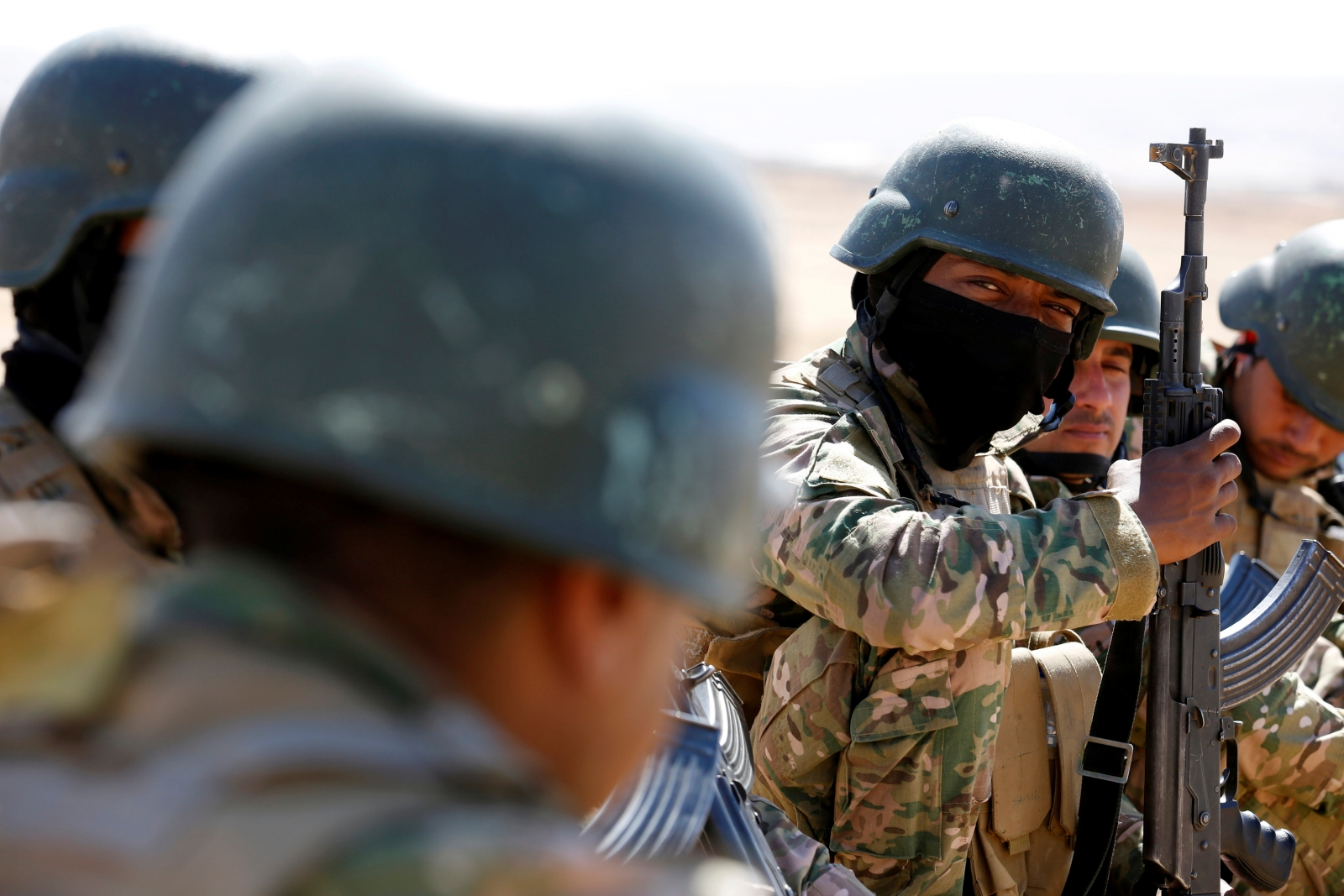 Sunni Arab forces