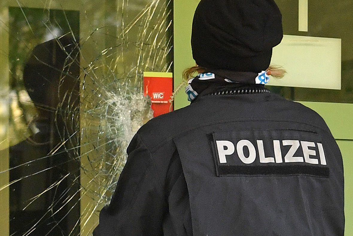 German police arrest Syrian man wanted in alleged bomb plot