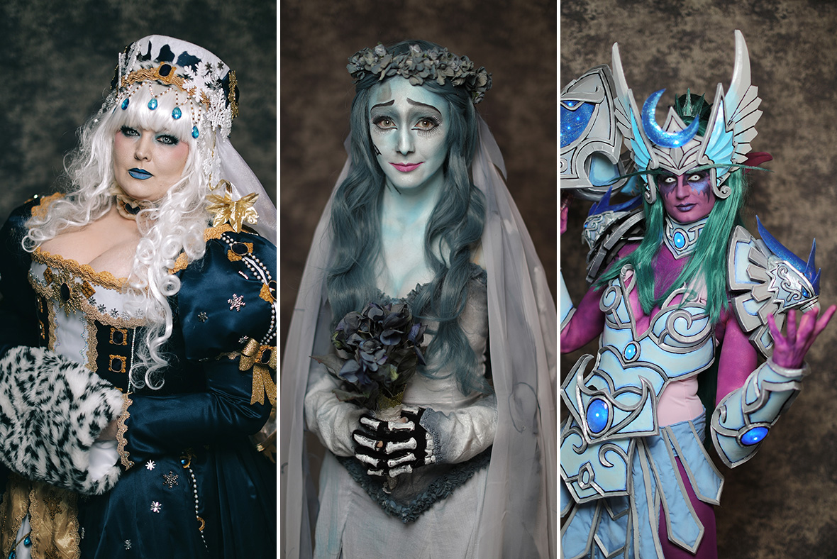 The most incredible cosplay at New York Comic Con 2016