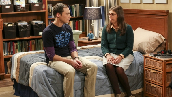 Big Bang Theory season 10 episode 4