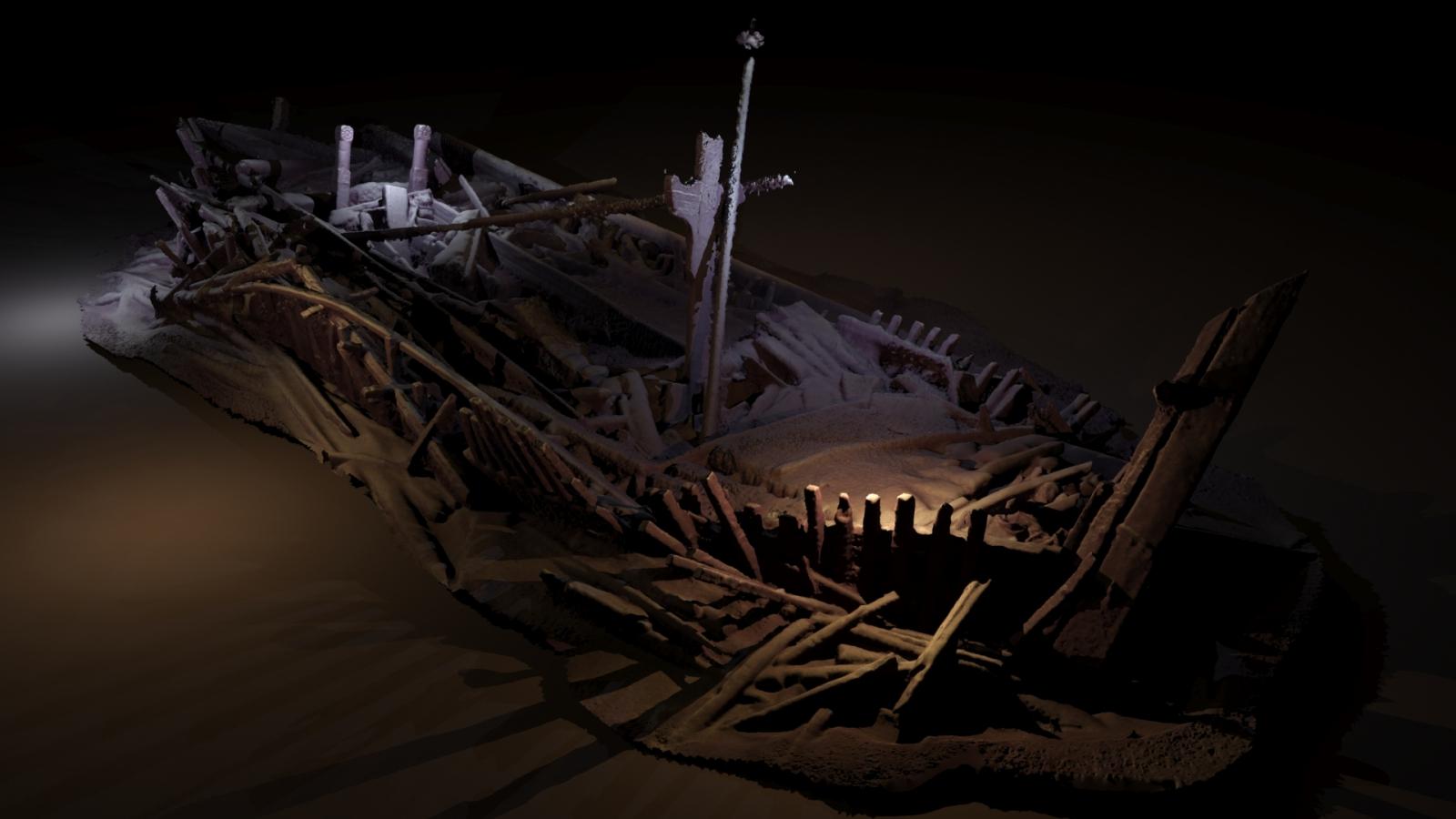 shipwrecks Ottoman empire