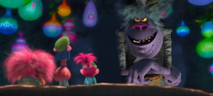 Trolls Movie Voice Talents Across The Board Are Fantastic Including Christine Baranski As Bergen Villain Chef DreamWorks Animation