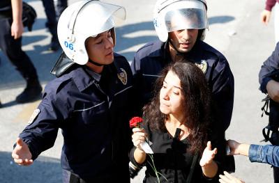 Ankara suicide bombing anniversary