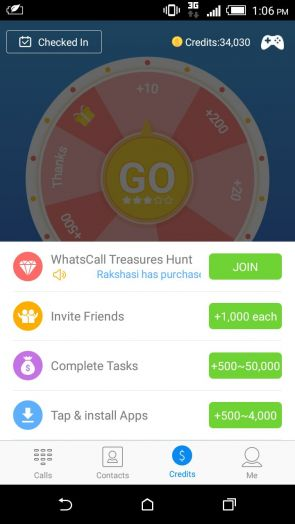 Cheetah Mobile launches WhatsCall free voice calling app to