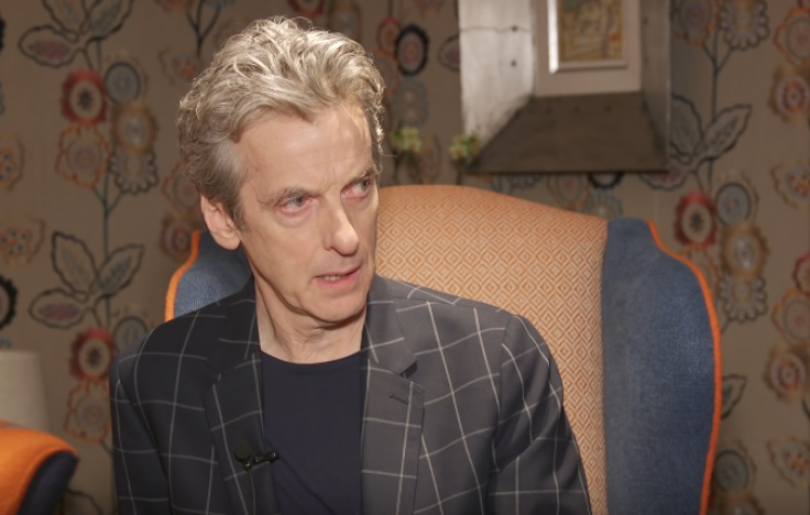 Peter Capaldi on diversity and Doctor Who