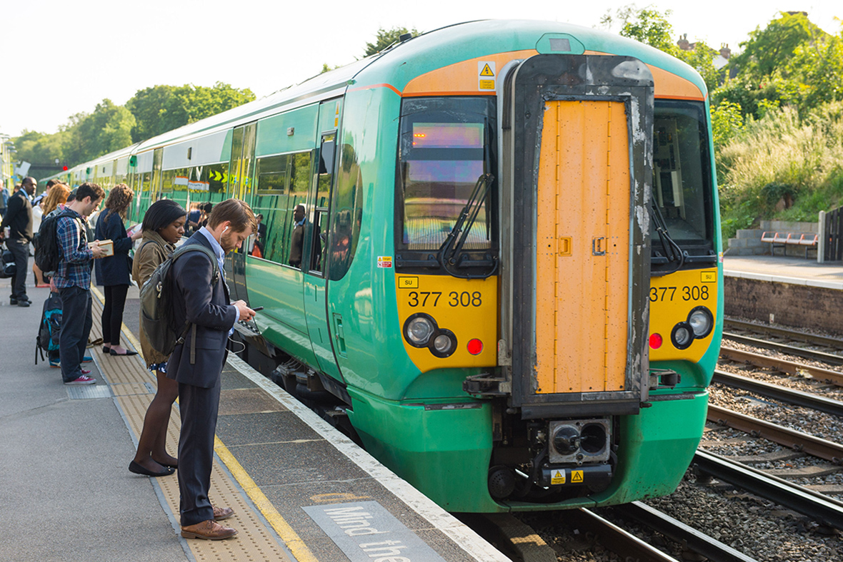 Train fares to increase by 2.3% on average next year