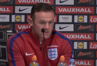Wayne Rooney: 'I understand and respect the managers decision and I'll support the players 100%'