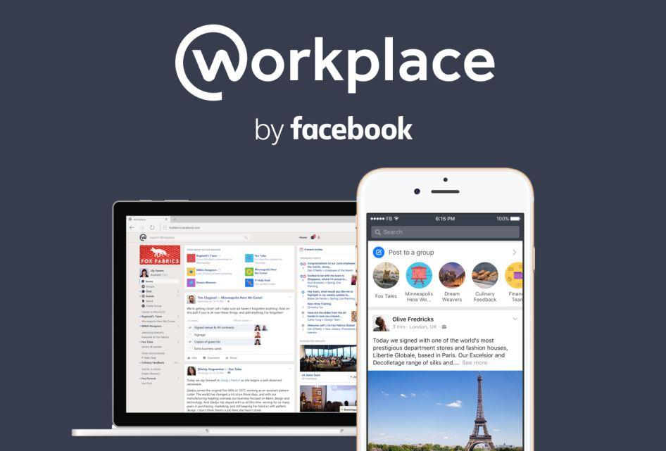 Facebook announces Workplace