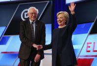 Bernie amd Hillary