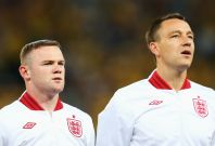 Wayne Rooney (left) and John Terry